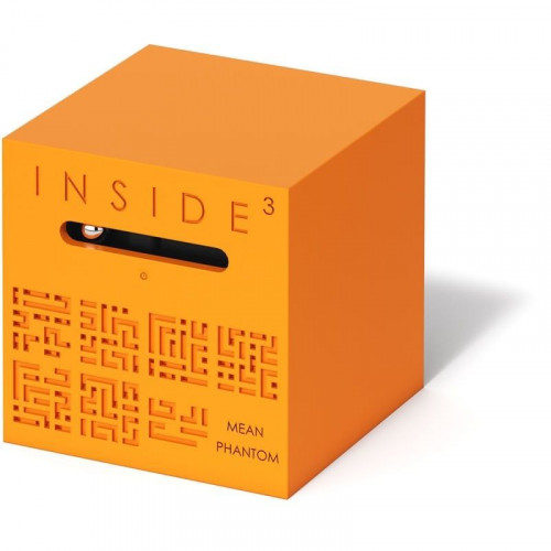 Inside Cube : Orange - Mean