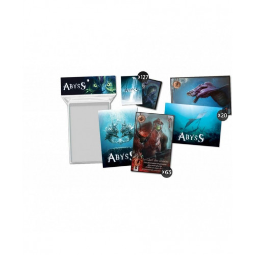 Abyss : Protèges-cartes x210