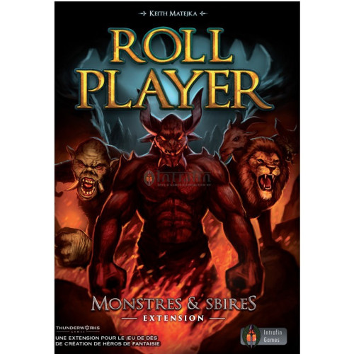 Roll Player : Monstres & Sbires