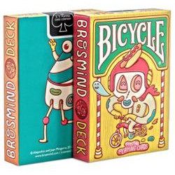 54 Cartes Bicycle Brosmind