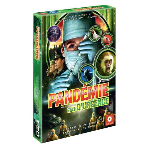 Pandemic : Etat d'urgence