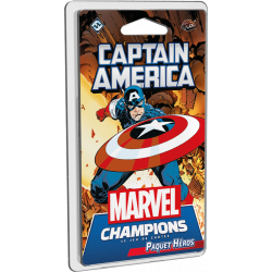 Marvel Champions: Captain América