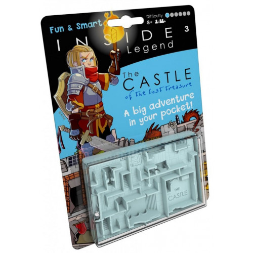 Inside Legend Bleu – The castle of the lost treasure