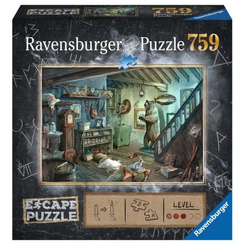 Escape Puzzle : La cave de la terreur