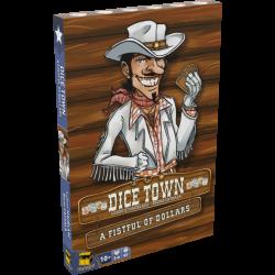 Dice Town - Pour une poignée des cartes