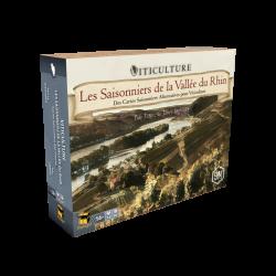 Viticulture : Les Saisonniers de la vallée du rhin