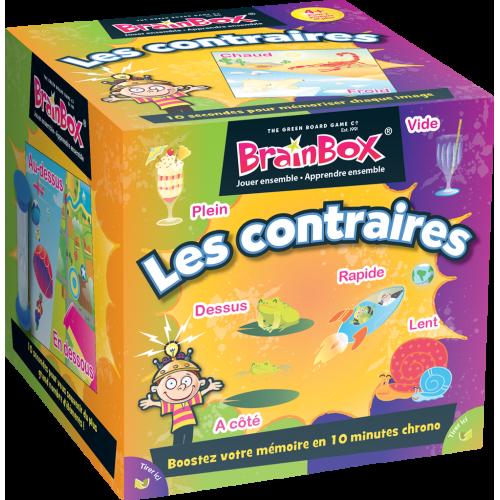 Brain Box : Les contraires
