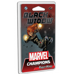 Marvel Champions : Black Widow