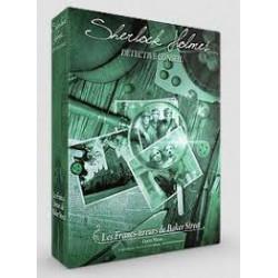 Sherlock Holmes Détective Conseil : Les Francs-tireurs de Baker Street
