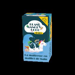Blanc Manger Coco Junior : La maitresse en maillot de bain