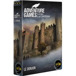 Adventure game : Le Donjon