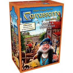 Carcassonne : Maires & Monastères