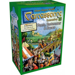 Carcassonne : Ponts, Bazar et Forteresses