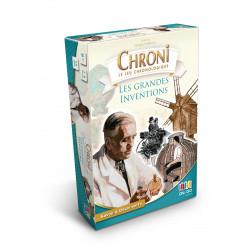 Chroni : Inventions et découvertes