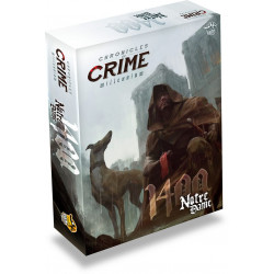 Chronicles of crime : Millenium
