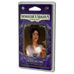 Horreur à Arkham JCE : deck investigateur Jacqueline Fine