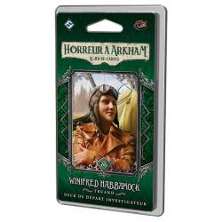 Horreur à Arkham JCE : deck investigateur Winifred Habbamock