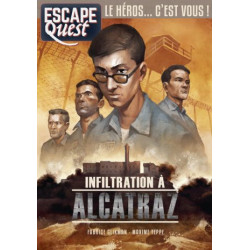 Escape Quest 7 : Infliltration à Alcatraz