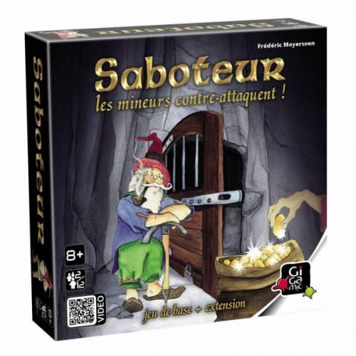 Saboteur 2 : Les Mineurs contre attaquent