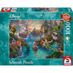 Puzzle : 1000 pièces - Disney Peter Pan