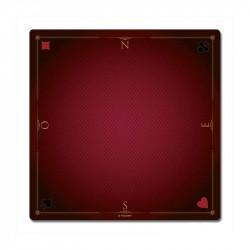 Tapis : 60x60cm Prestige rouge