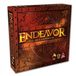 Endeavor : l'âge de l'expansion