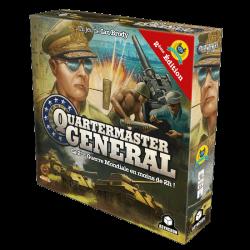 QuarterMaster General : 2ème édition