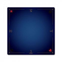 Tapis : 60x60cm Prestige Bleu