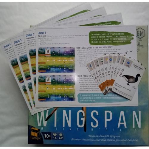 Wingspan : Swift Pack