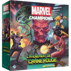 Marvel Champions : L'Avènement de Crâne Rouge (Extension)