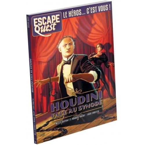 Escape Quest 8 : Houdini face au Sinode