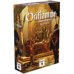 Oriflamme : embrasement