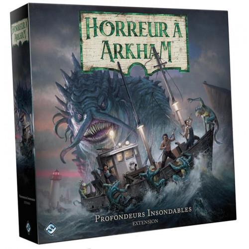 Horreur à Arkham: Profondeurs Insondables
