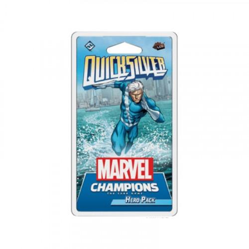 Marvel Champions : Vif-Argent