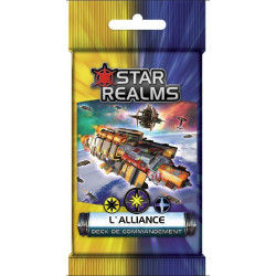 Star Realms - Commandement : L'Alliance