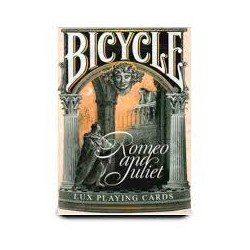 54 Cartes Bicycle Romeo & Juliette