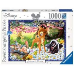 Puzzle 1000 p - Bambi (Collection Disney)
