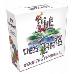 L'Ile des Chats Extension : Derniers Arrivants