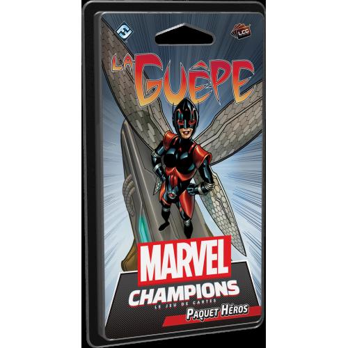 Marvel Champions : La Guêpe