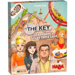 The Key : Sabotage à Lucky Lama Land