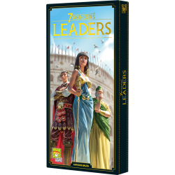 7 Wonders (Nouvelle Édition) : Leaders