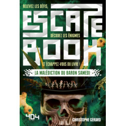 Escape Box : La Malédiction du Baron Samedi