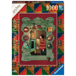 Puzzle 1000 p - Harry Potter Weasley Family (Collection Harry Potte