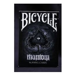 54 Cartes Bicycle Phantom