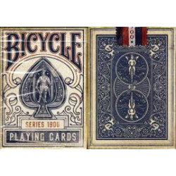 54 Cartes Bicycle Série 1900