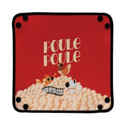 Piste de Dés - Poule Poule
