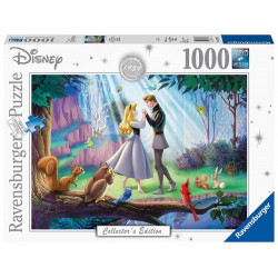 Puzzle 1000 pièces : La Belle au bois dormant (Collection Disney)