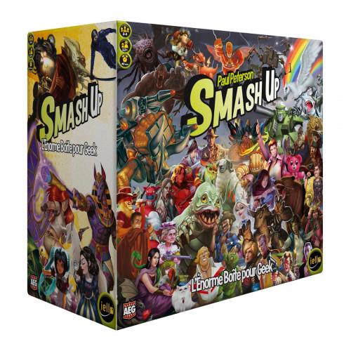 Smash Up : L'énorme boite pour Geek