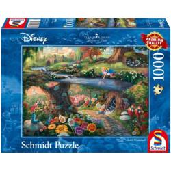 Puzzle : 1000 pièces - Disney Alice Au Pays Des Merveilles