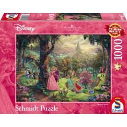 Puzzle : 1000 pièces - Disney La Belle au Bois Dormant